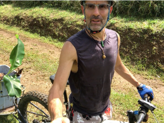Bicycle as a Tool on the Farm